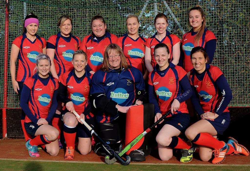 Alnwick Hockey Club First Team