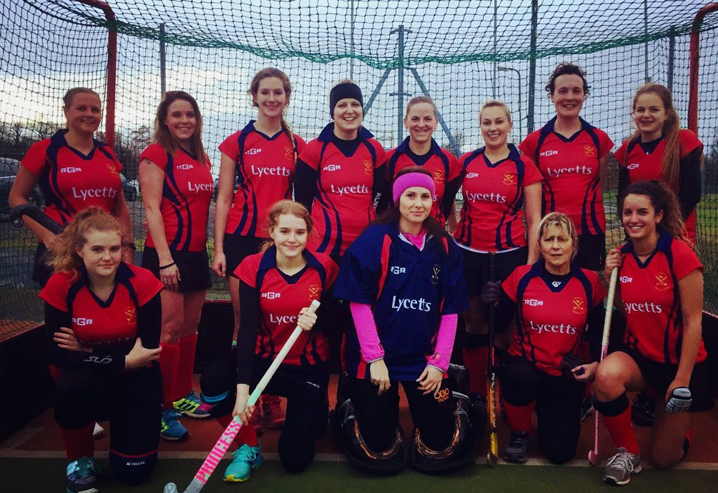 Alnwick Hockey Club Second Team